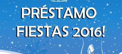 Préstamo Fiestas 2015