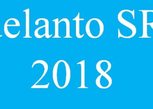Anticipo SRV 2018