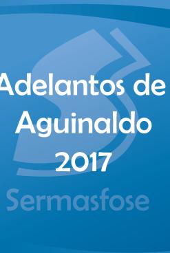 Aguinaldo Junio 2017 en Sermas Online!