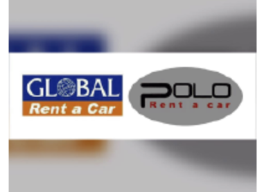 Polo y Global Rent a Car